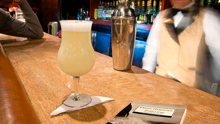 pisco sour catedral