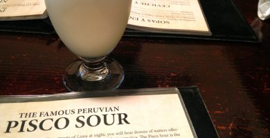 pisco sours londres