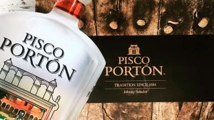 PISCO PORTON Tradition Since 1684
